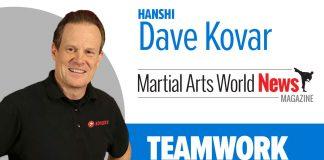 Hanshi Dave Kovar