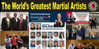 greatest martial artists