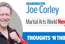 Joe Corley column