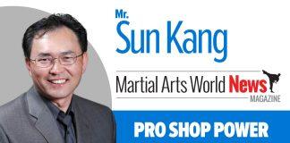 Sun Kang column
