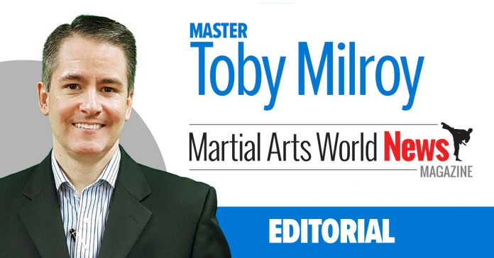 Toby Milroy editorial