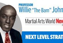 """Willie """"the Bam"""" Johnson column"""