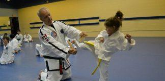 Anthony Staden teaching