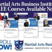 Sharpen Your Martial Arts Business Strategic Savvy