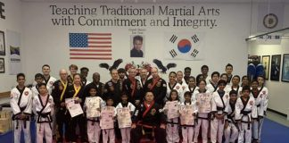 Grandmaster Tan Tran School
