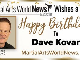 Dave Kovar Birthday