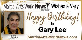 Gary Lee Birthday
