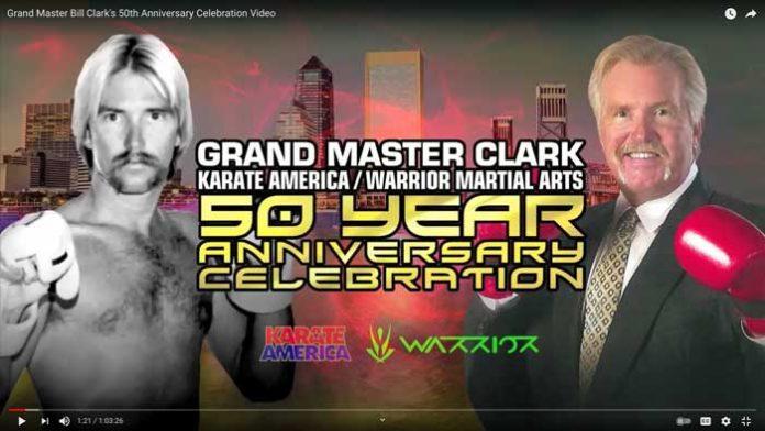 Bill Clark 50 Anniversary
