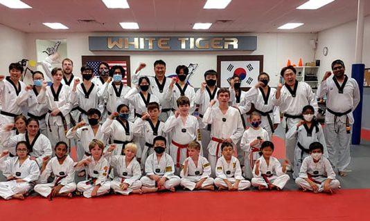 White Tiger Martial Arts