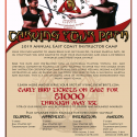 East Coast instructor Camp 2019